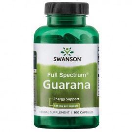 GUARANA 500mg (100 cápsulas)