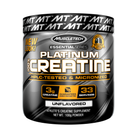 Platinum 100% Creatine (100 gr)