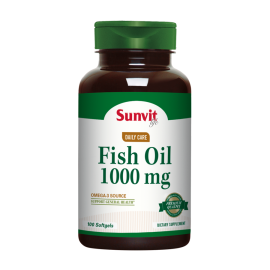 Fish Oil 1000 mg (100 soft)