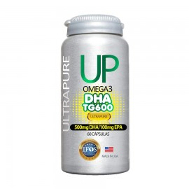 Omega Up TG DHA 600, Omega 3 (60 caps)