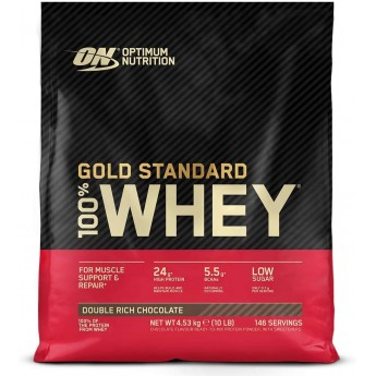 WHEY GOLD STANDARD 100% PROTEIN (10 Lb)