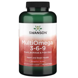 Multi Omega 3-6-9 (120 Softgel)