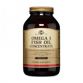 OMEGA 3 FISH OIL - 120 SOFTGELS