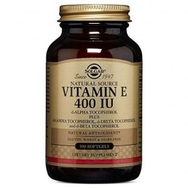 VITAMIN E 400 IU- 100 SOFT